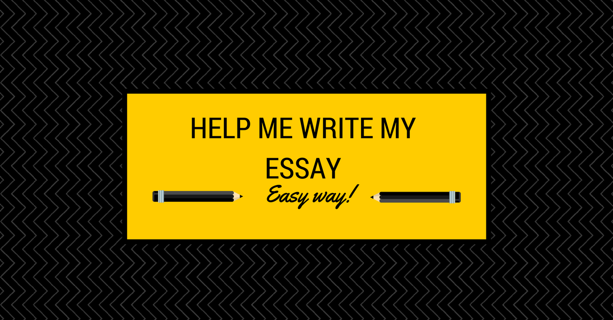 Help me on my essay