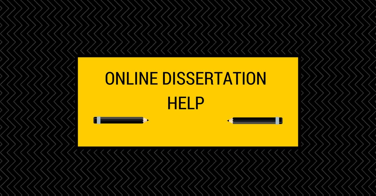 Online dissertation help yahoo